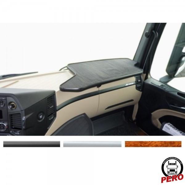 Ablagetisch Beifahrerseite passend für Mercedes Actros 4/5 und Arocs, breites Fahrerhaus