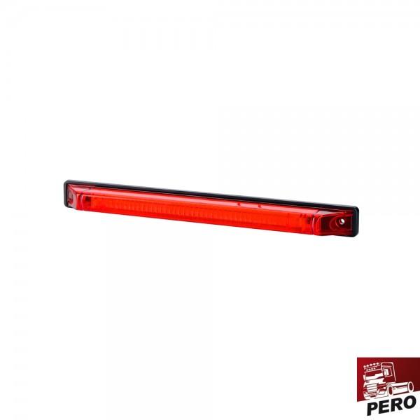 LED Leuchtstab, Positionsleuchte, Schluss/Begrenzungsleuchte rot