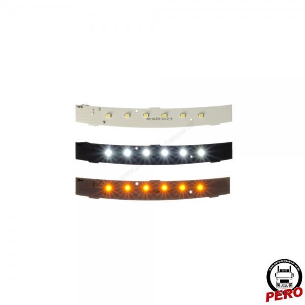LED-Platine passend für Hella Jumbo 320® und Luminator mit LED-Standlicht, Farbe wählbar