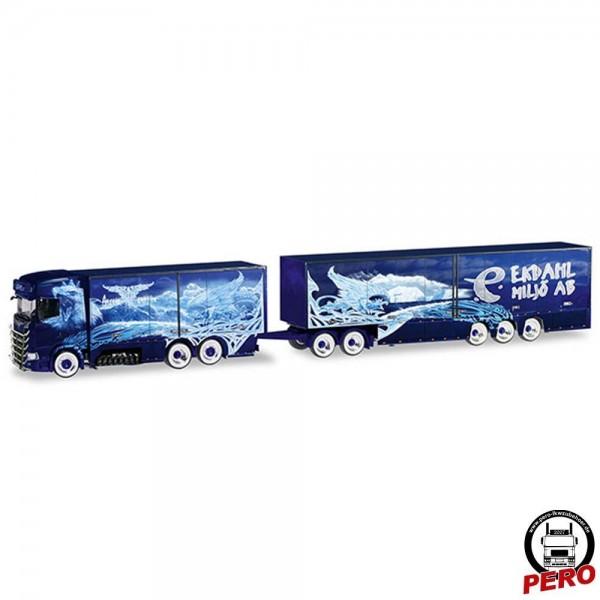 Herpa Scania CS HD Giga-Liner Egdahl / Arctic Griffin