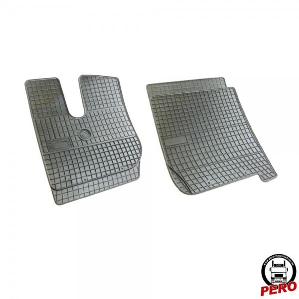 Gummi-Fußmatten passend für Iveco Stralis Hi-Way (breites Fahrerhaus)