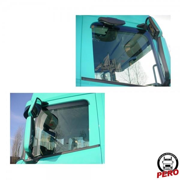 ClimAir Regen- und Seitenfensterwindabweiser passend für Scania R & S
