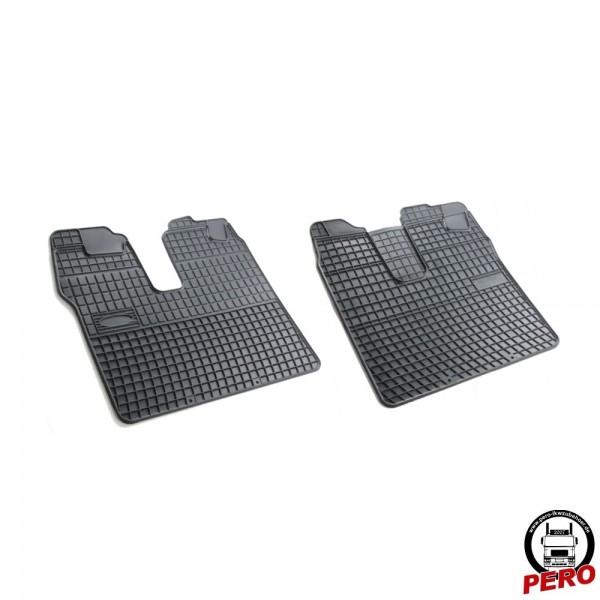 Gummi-Fußmatten passend für MAN TGX (auch TGA)