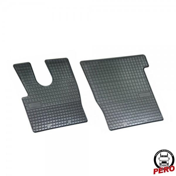 Gummi-Fußmatten passend für DAF XF106