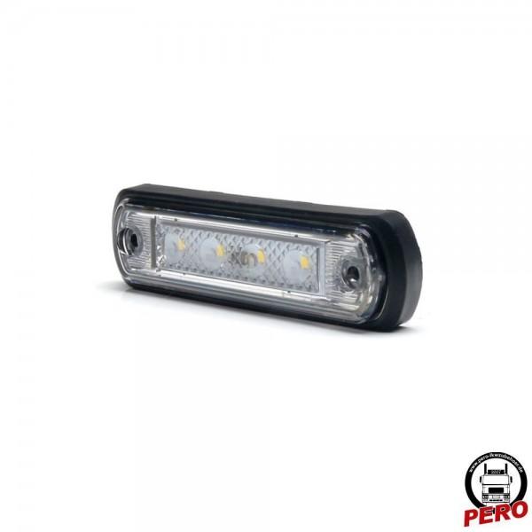 LED Positionsleuchte, Begrenzungsleuchte weiß