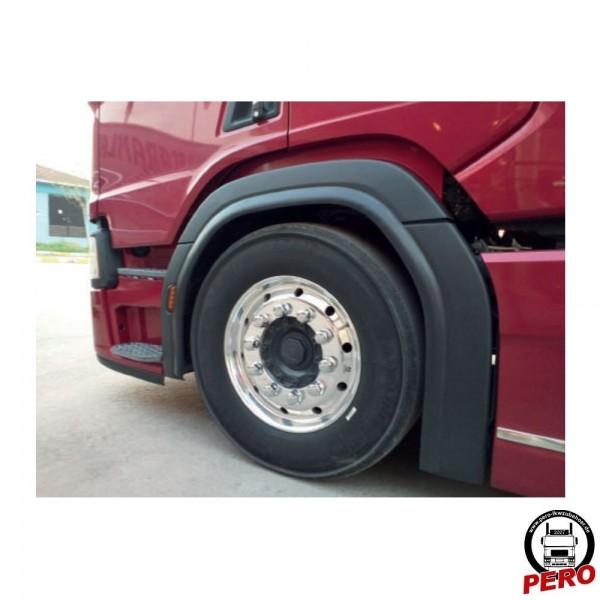 Hart-Gummi Spritzschutz passend für Scania R & S