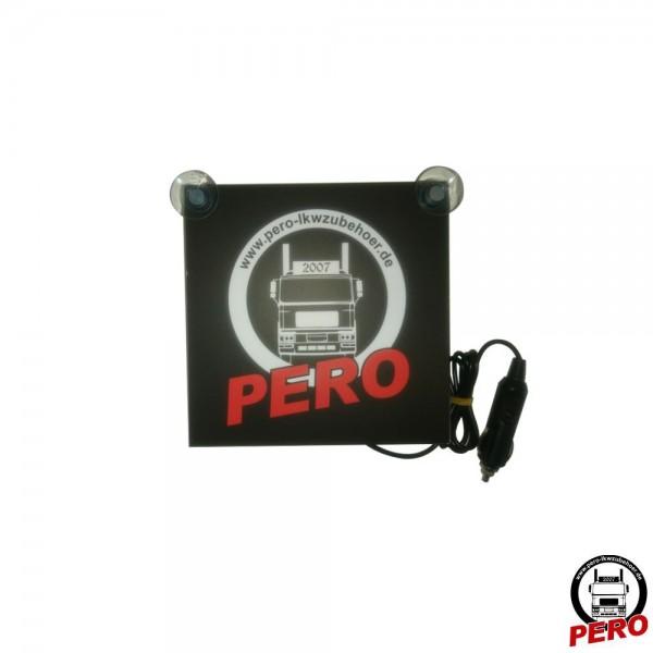 Leuchtbox für die Frontscheibe PERO Lkw-Zubehör *PROMO*