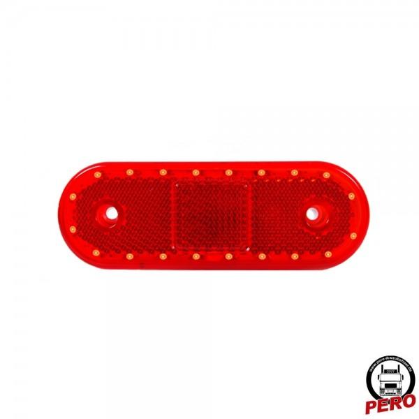 LED Positionsleuchte, Schluß/Begrenzungsleuchte rot *ABVERKAUF*