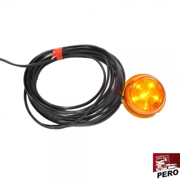LED-Modul orange für Umrissleuchte Scandi-Design