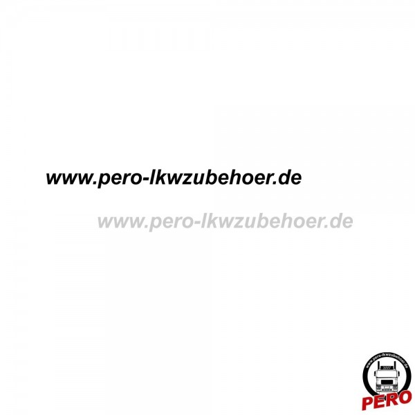 PERO WEB-Link Aufkleber Wunschfarbe