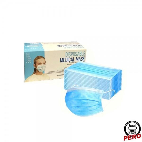 Mundschutz, Gesichtsmaske 3-lagig
