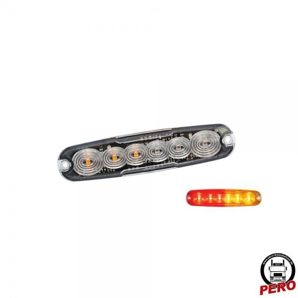 LED Schluß-Brems-Blinkleuchte, Heckleuchte, Rückleuchte Ultra Slim