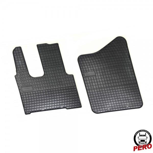 Gummi-Fußmatten passend für Mercedes Actros 4/5 und Arocs