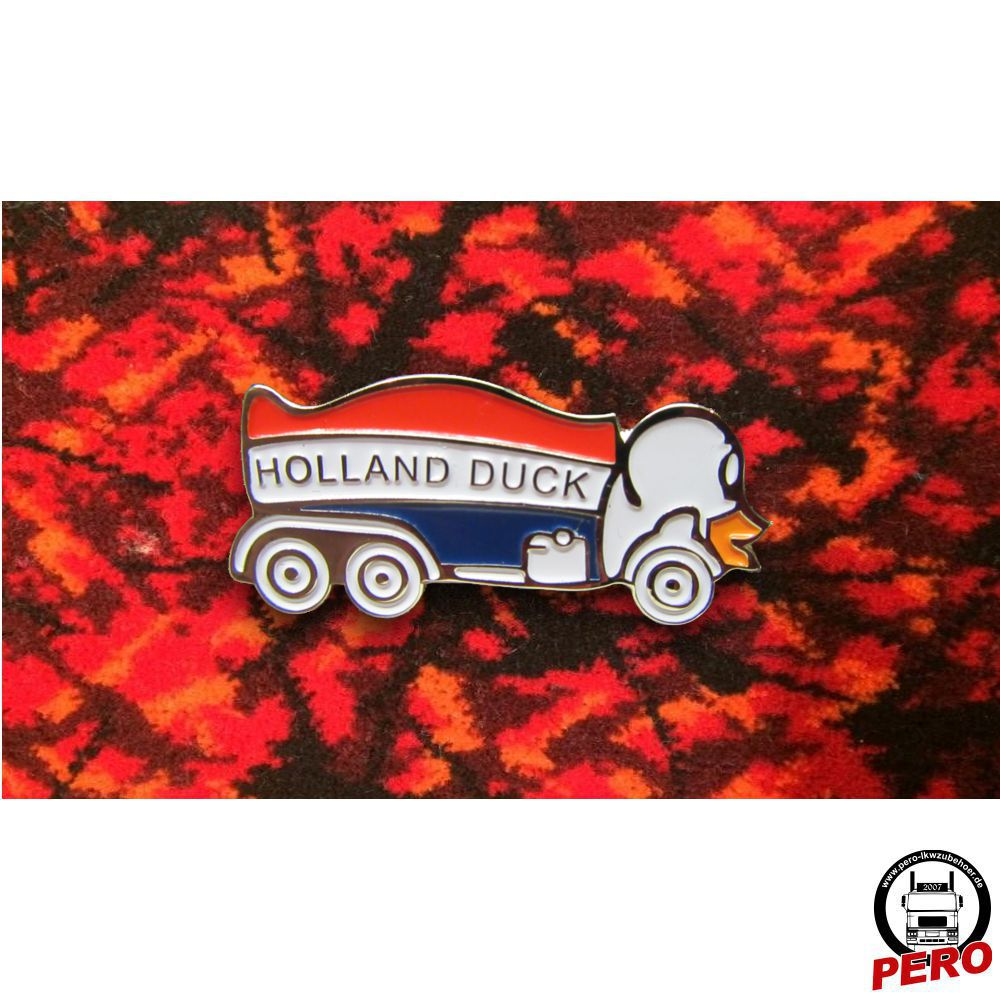 pin anstecker holland duck pins bekleidung. Black Bedroom Furniture Sets. Home Design Ideas