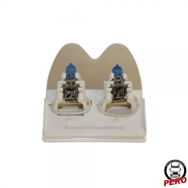 H3 Glühlampe 70W 24V Blue Vision, Xenonlook