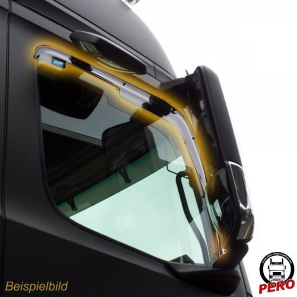 ClimAir Regen- und Seitenfensterwindabweiser passend für Iveco Stralis Hi-Way