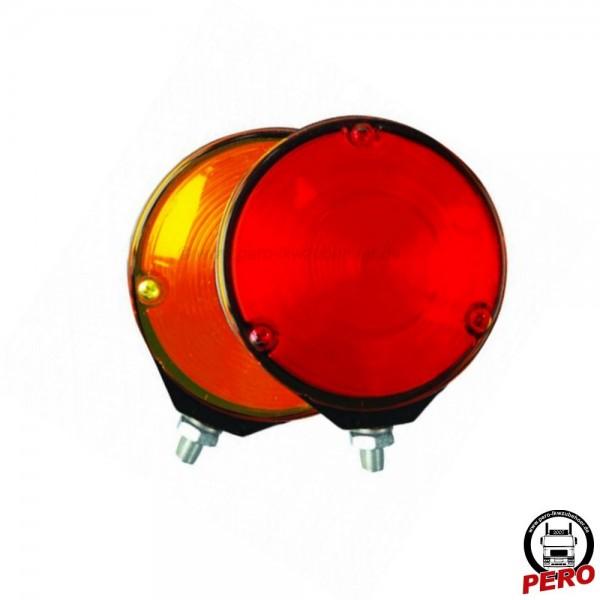 Blinkleuchte Spanish light orange/rot (Spiegellampe)