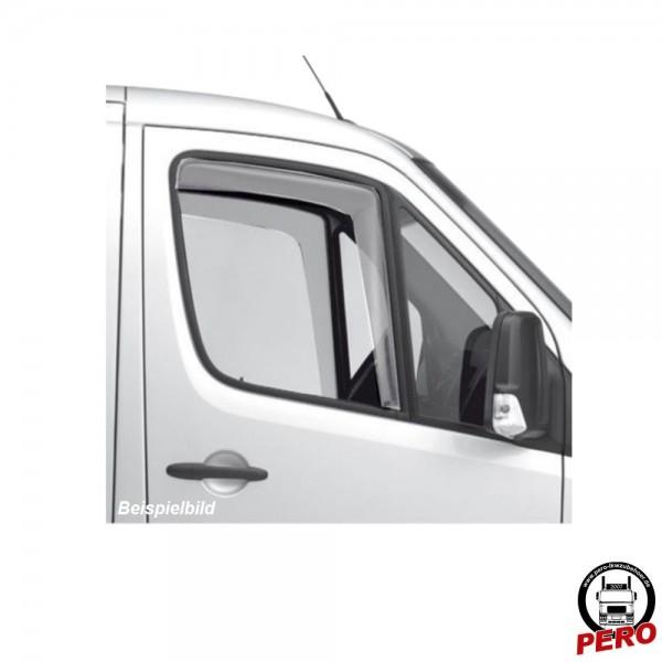 ClimAir Regen- und Seitenfensterwindabweiser passend für Ford Transit V363