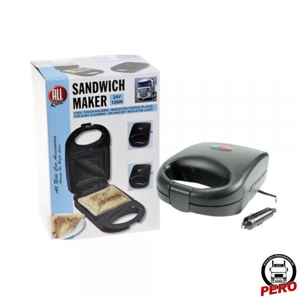 All Ride Sandwich-Toaster, Sandwich-Maker 24V / 120W